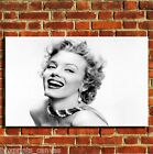 MARILYN MONROE MOVIE COOL CANVAS WALL ART BOX PRINT PICTURE SMALL/MEDIUM/LARGE