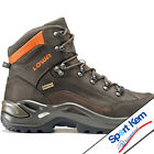 Lowa Renegade GTX  MID WS  Damen Wanderschuh Outdoorschuh schiefer orange