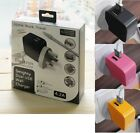 New Monocozzi Smighty 4.2A World Worldwide Travel Adaptor Dual USB Wall Charger