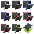 NEW DELUXE HEAVY DUTY TOUGH SHOCKPROOF STAND CASE COVER for APPLE iPAD Air  5