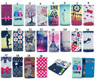Wallet Pouch Printed PU Leather slot Card Flip Cover TY1 Case For Phones-