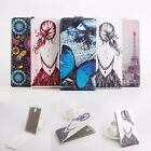 "New Painting Leather Build-in Case Stand Cover For 5.5"" OnePlus One Smartphone"