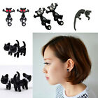 1Pair Animal Cartoon Earrings Studs Unique Alloy Fashion Earrings Sexy Girls Hot