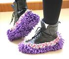 Hot Slippers Genie Dedusting Slippers Shoes Covers Microfiber Cleaning/Duster