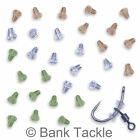 Hook Stops Carp Fishing Terminal Tackle 4 Colours Available Rubber Shank Beads