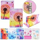 """Dandelion Floral Print PU Leather Case Cover For 8"""" Samsung Tab A 8.0 T350"""