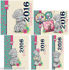 Me to You Tatty Teddy Diary Calendar Organiser 2016 A5 Slim Desk Top Family