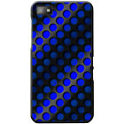 Abstract 3D Wave Hard Case For Blackberry Z10