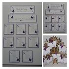 BUTTERFLY Wedding :TABLE PLANS & WISH TREE;5 designs / 60 colours/ any qty