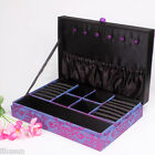 New Design Chinese Traditional Handmade Multifunctional Case Box Jewelry Box
