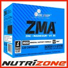OLIMP ZMA Zinc Magnesium Vitamin B6 Mineral Energy Testo Booster Acid BEST PRICE
