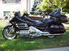 Honda : Gold Wing 03 honda goldwing gl 1800 loaded only 9500 miles extras beautiful excellent