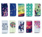 New Colour Present Leather Flip Case Cover & Card Slot For Samsung Galaxy S6