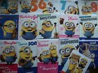 Minions Birthday Card Despicable Me Minion Daughter Son Age 4 5 6 7 8 Boy Girl