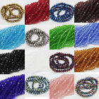 New Multicolor Swarovski Crystal Gemstone Beads 4x6mm 16 color