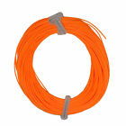 Weight Forward Fly Fishing Running Line Floating 4, 5, 6, 7, 8F   4 Colors available