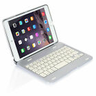 For iPad mini 1st Gen Stand Case Cover w/ Removable Rotating Bluetooth Keyboard