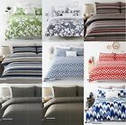 Double Bed Size Quilt / Doona Cover Sets In 2 Linen Covers 250TC NEW RRP $79.95