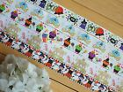"7/8"" HALLOWEEN PUMPKIN Spider Carriage BOO Grosgrain Ribbon 4 Bow 50/100Yds 5DE"