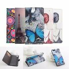 Printing Painted Wallet Leather Case Cover Skin For HUAWEI Honor 4C Smartphone