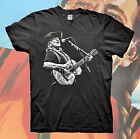 WILLIE NELSON T-Shirt TEXAS COUNTRY MUSIC Concert Tour Retro Johnny Cash Vintage image