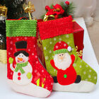 Christmas Gift Bag Santa Snowman Socks Xmas Stocking Christmas Series Home Decor
