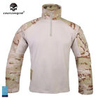 Combat Shirt Tactical Emerson G3 Military Airsoft Duty Jacket MultiCam ARID 9255