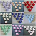 2, 4, 6, 8, OR 10 LOVELY DUCK BUTTONS VARIOUS COLOURS BABYKNIT