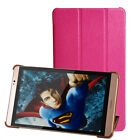 """Luxury Stand PU Leather Case Cover For Huawei 8"""" MediaPad M2 Tabelt PC MID Shell"""