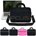 13.3 Inch Toshiba Kirabook Ultrabook Laptop Sleeve Shoulder Strap Bag Pouch Case