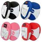 Rex Leather Hook and Jab Boxing Focus Pads MMA Grappling Gloves Pads Round