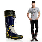 New Top Quality Men's Fashion Rain Boots Fishing Wader Fishing Boots