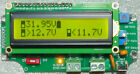 "12V 24V Relay Voltage Triggered Load Control ""NO Delay"" LVD HVD 1URVTLC-1224-BSD"