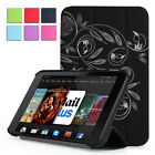 Poetic Slimline PU Leather Stand Case For Amazon Fire HD 7 4th Gen 2014 Tablet