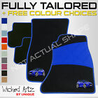 Ford Fiesta Car Mats ST 2011 - 2017 Fully Tailored + CUSTOMISE FREE
