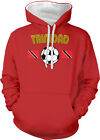 Trinidad and Tobago National Soccer Team Soca Warriors 2-tone Hoodie Pullover