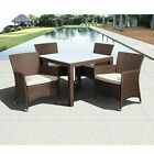 Grand New Liberty Deluxe Square 9-Piece Patio Dining Set