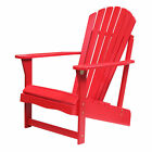 Classic Wooden Adirondack Chair by International Concepts