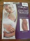NEW- Playtex Expectant Moments Maternity Pantyhose Size A- BLACK OR NUDE-