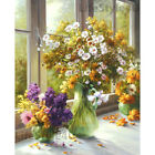 Flower art picture Prints On Canvas Home Decor Living Room reproduction