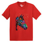 Colorful Horse Toddler T-shirt