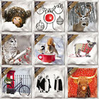 Multiple Sclerosis Trust Charity Christmas Cards Packs of 8 Xmas Donation