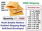 000-00-0-1-2-3-4-5-6-7-kraft-bubble-mailers-padded-shipping-envelopes-1-25-100