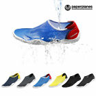 New Paperplanes Sport Men Water Shoes Mesh Skin Aqua Shoes Scuba Athletic PP1360