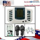 Digital Stimulator Full Body Relax Massager #F Pulse Acupuncture Therapy Slipper