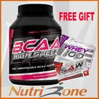 TREC NUTRITION BCAA High Speed Strong Amino Acid Leucine Lean Muscles FREE GIFT