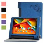 "Fashion Flip Leather Case Stand Cover For 8"" Lenovo YOGA TAB 3 850F/ M /L Tablet"
