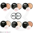 Laval Compact Pressed Face Powder Foundation Translucent Beige White 7 Shades