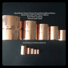 COPPER END FEED  COUPLING 8MM-108MM PIPE FITTINGS/PLUMBING/COPPER PIPE/COPPER