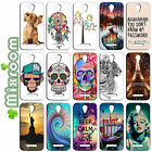 CASE COVER SOFT IN TPU FOR VODAFONE SMART 4 POWER FANTASIES AND DESIGNS B
